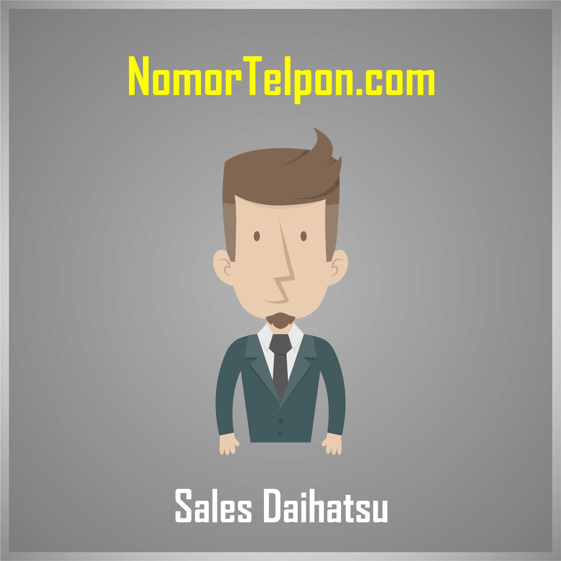 Marketing representative daihatsu palopo